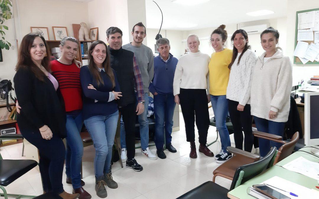 Reunión Coordinación CAITs ATEMPRA-EOEs
