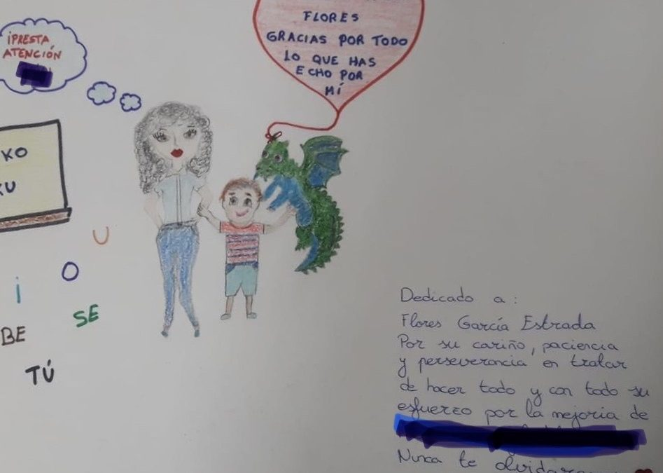 GRACIAS FAMILIA #losniñosloprimero